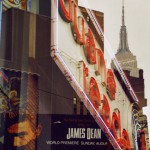 James Dean in NYC
