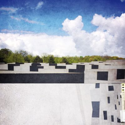Das jüdische Denkmal in Berlin